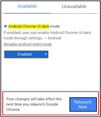 How to change the background on Google