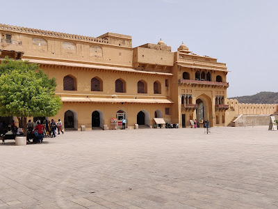 Amer Fort is the best tourist attraction
