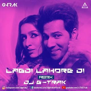 LAGDI LAHORE DI - REMIX - DJ G-TRAK