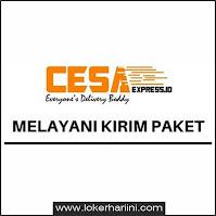Lowongan Kerja Kurir CESA Express Lampung