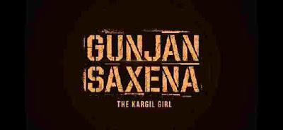 Gunjan Saxena The Kargil Girl 2020 Story Cast Release Date Trailer