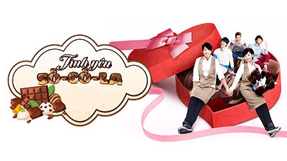 Phim tình yêu socola THVL2