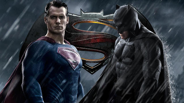 Batman v Superman: Dawn of Justice, Poster, Henry Cavill, Ben Affleck