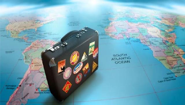 El turismo internacional tuvo una caída interanual del 93% en junio y acumuló 65% en el semestre