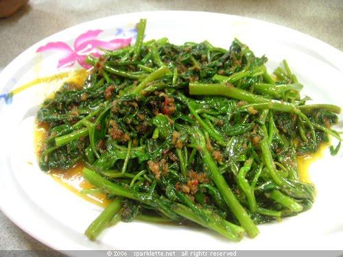 Kangkung Belacan Recipe