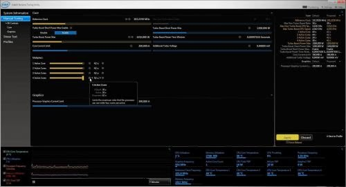 Intel Extreme Tuning Utility 4.4.0.4 aceleración del sistema (Ing.)(UL) - Free Full Software ...