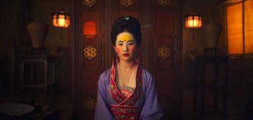 Controle remoto: Mulan (live-action)