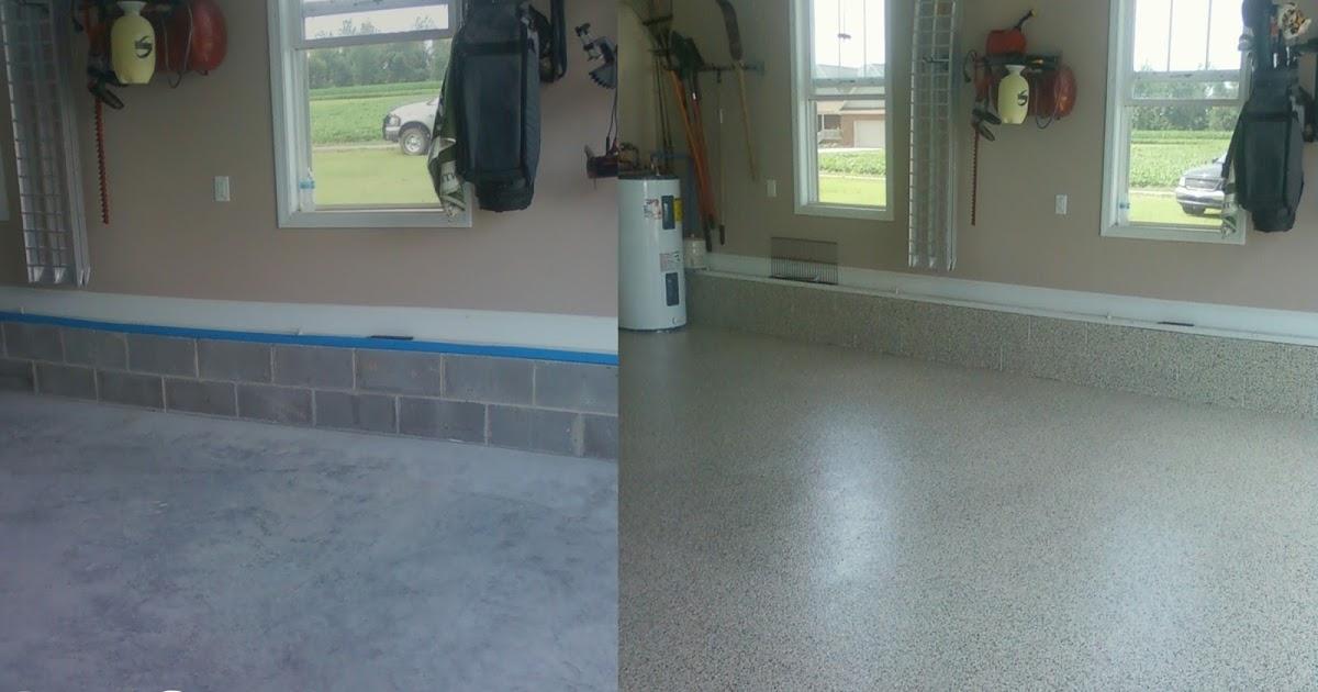 Birmingham Garage Flooring Choices Options