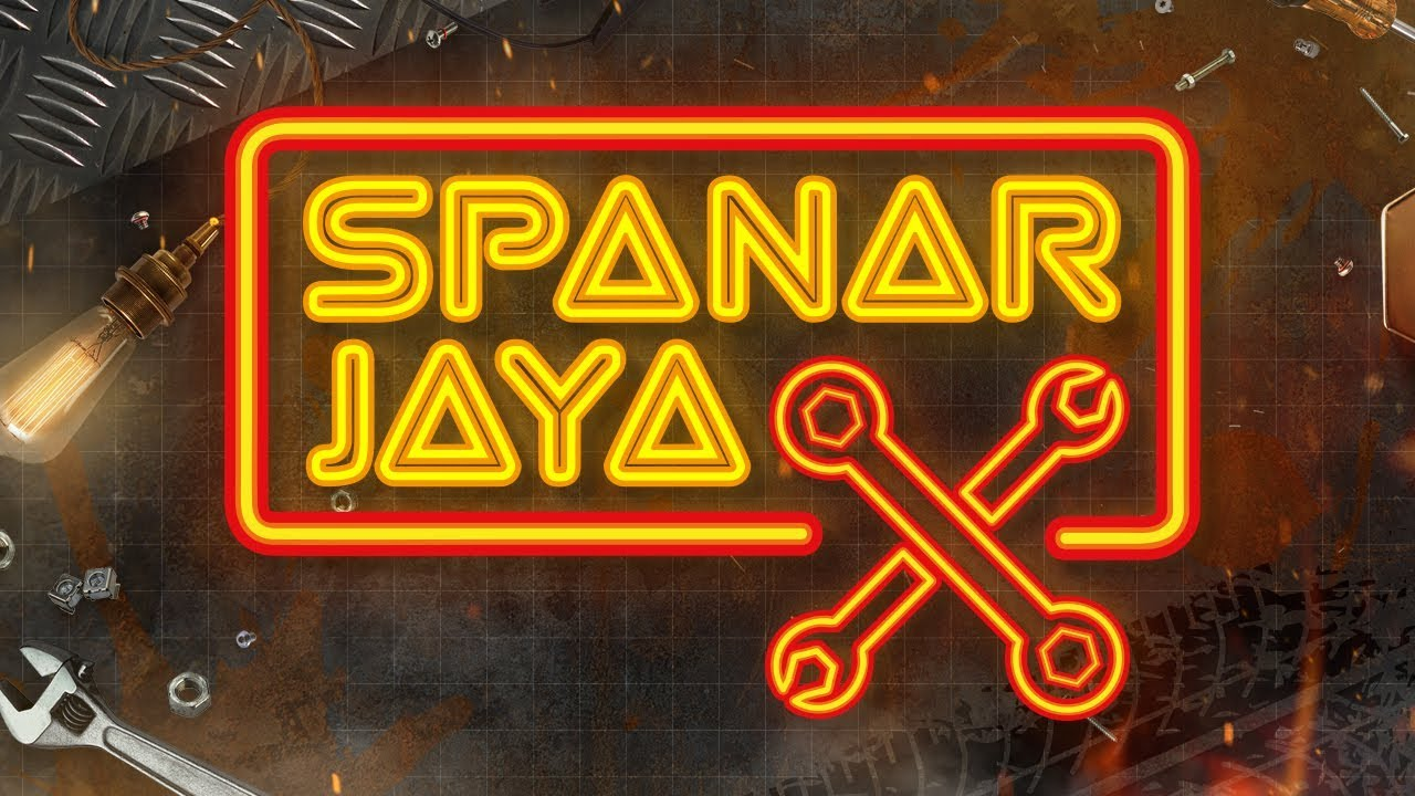 Spanar Jaya X logo