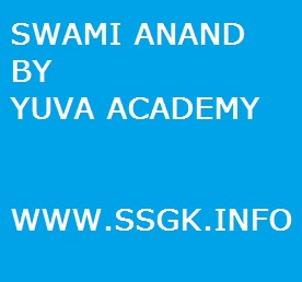 SWAMI ANAND BY YUVA ACADEMY