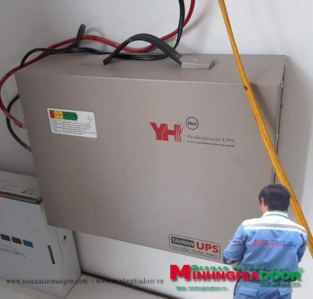 Bộ lưu điện cửa cuốn cao cấp/0906648645 Boluudiencuacuonyh
