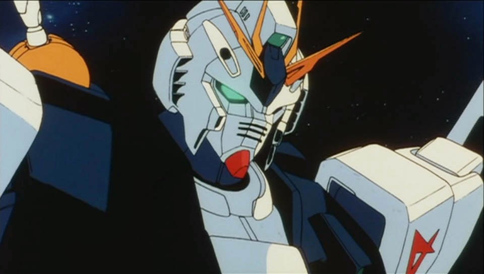 Nu Gundam RX-93 ν