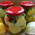 Bakina kuhinja - zimnica paprika punjena kupusom na tri načina