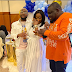 On Saturday November 9,  Davido and Chioma christened their newborn son, Ifeanyi Adeleke at a ceremony that took place in the UK.