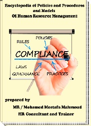 Encyclopedia of Policies and Procedures and Models Of Human Resource Management