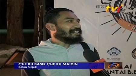 Frekuensi siaran TVI Malaysia di satelit Measat 3a Terbaru
