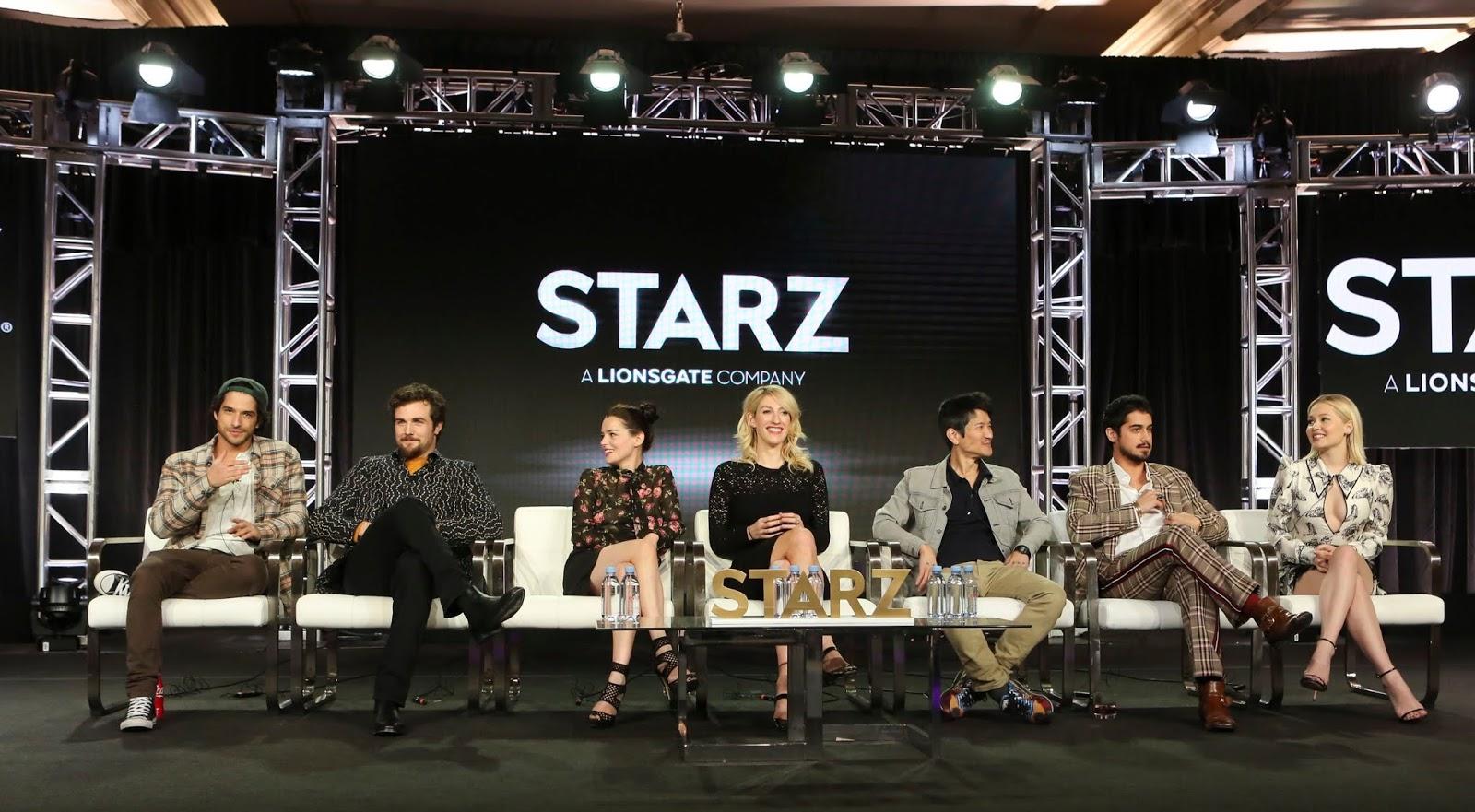 Kelli Berglund - ''Now Apocalypse'' TV Show Panel in LA - 02/12/2019