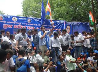 dalit-protests-against-saharanpur-violence-at-jantar-mantar