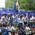 सहारनपुर हिंसा के विरोध में जंतर मंतर पर दलितों का विरोध प्रदर्शन