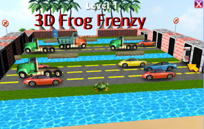 تحميل لعبة الضفدع القديمة frog frenzy رابط مباشر
