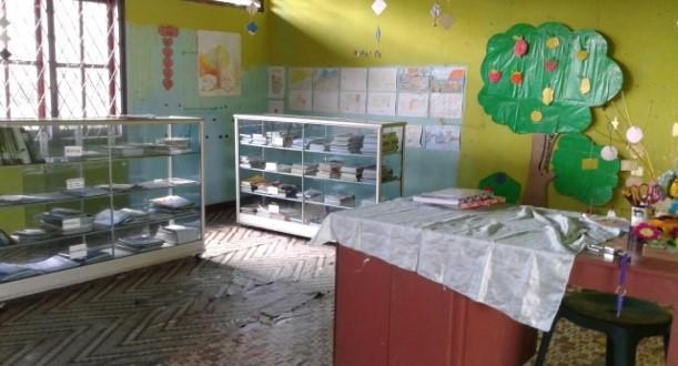 Foto Ruangan Taman Baca Pelangi Nusantara