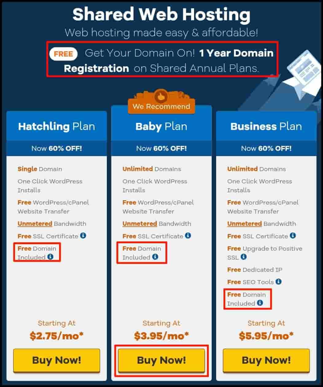 web hosting kaise kharide