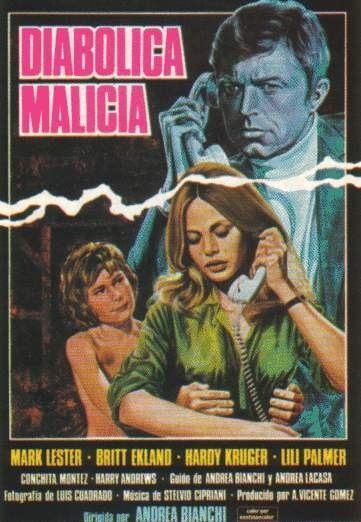 VER Diabólica malicia – What The Peeper Saw 1972 ONLINE