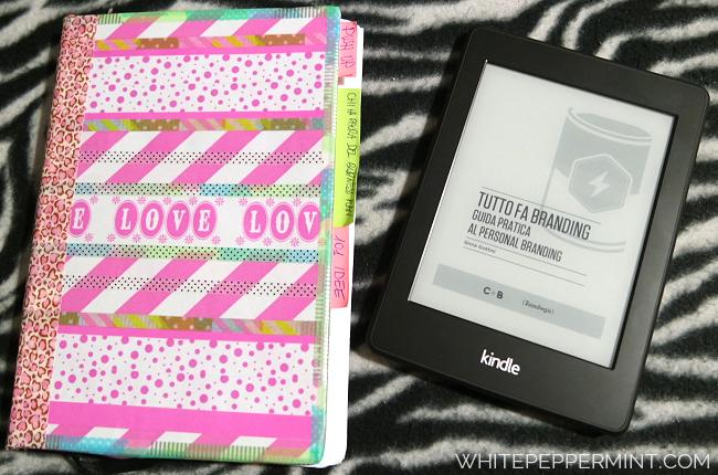 1 Pin/Book al mese (Maggio): washi tape anche a lavoro e Tutto fa Branding di Gioia Gottini