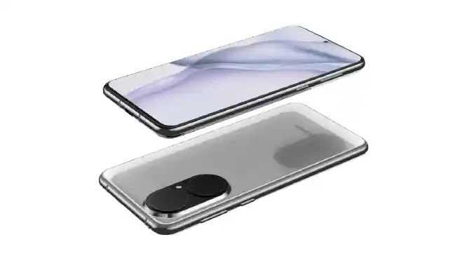 Huawei P50 first renders reveal two huge cameras at the back