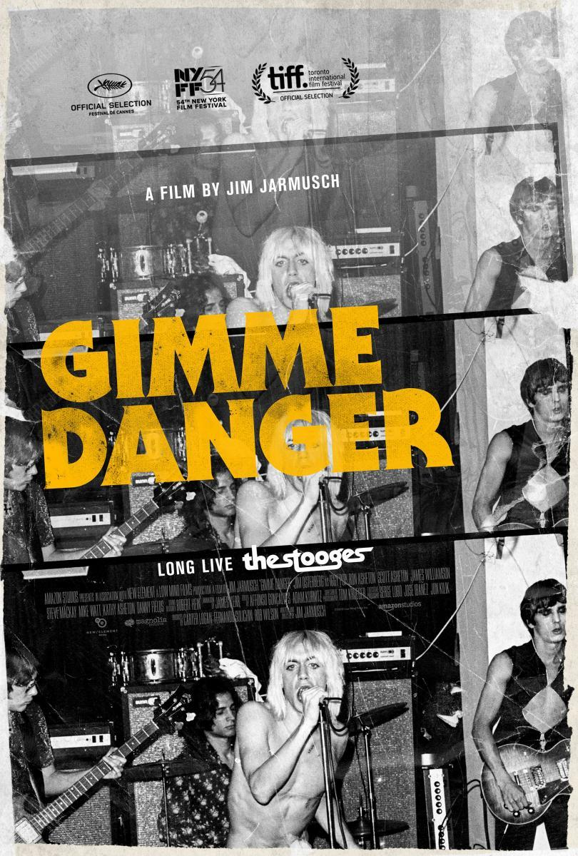 Gimme Danger [2016] [DVDR] [NTSC] [Subtitulado]