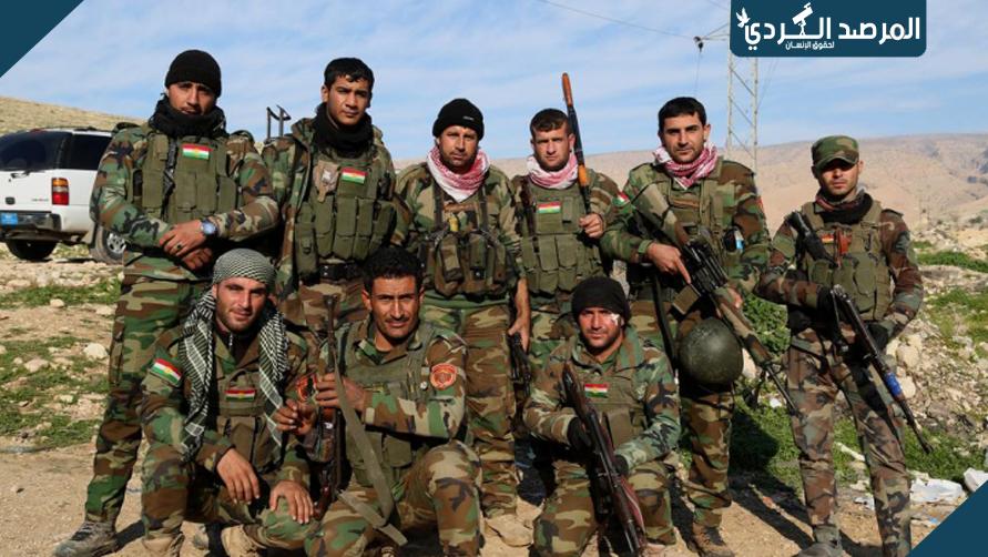 البشمركة  الكردية تتلقى رفضا من قسد للإنتشار في مناطقها