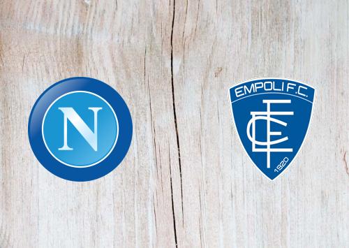 Napoli vs Empoli -Highlights 13 January 2021