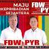 Terima Kritikan, FDW- PYR Buktikan Dengan Kerja Nyata