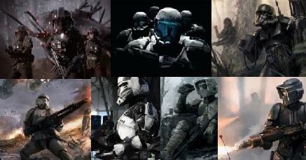 Star Wars - Birodalmi kommandósok