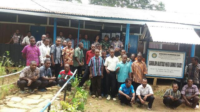 Sekolah Alkitab (SAID) Wollo Membuka Pendaftaran