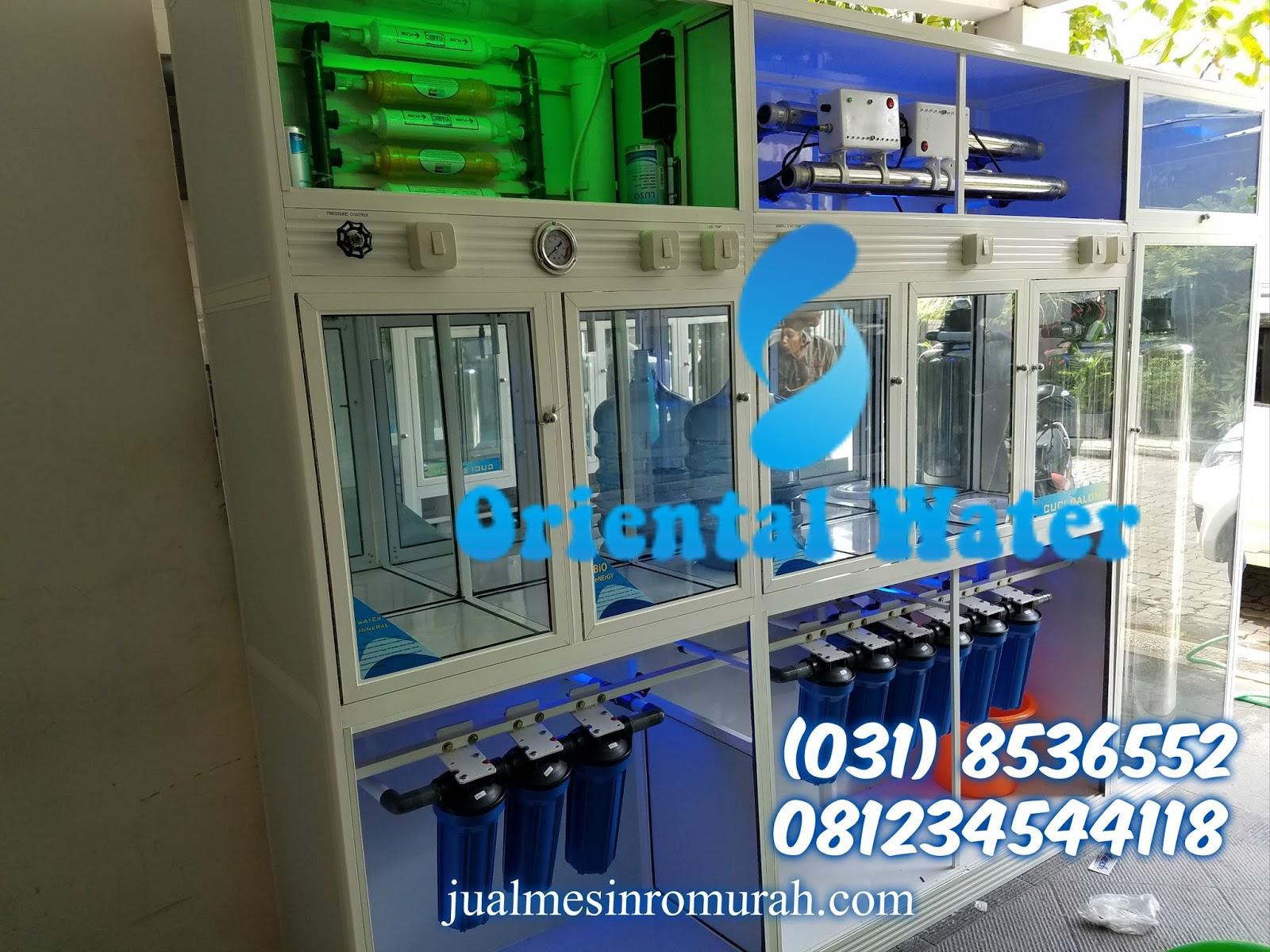 Depo Air Minum Isi Ulang Mesin Reverse Osmosis Tissue Galon Paket Ro Alkalin Bio Energi Low Watt Rp 29000000