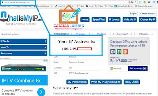 Cara Remote Akses Wireless AP dari Luar Jaringan Atau dari Internet | catatan-lamers.blogspot.com
