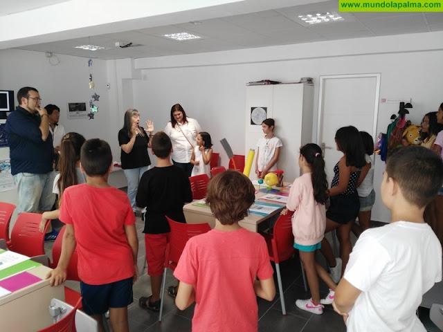 Comienza la tercera edición de los talleres infantiles 'Verano con la ciencia'