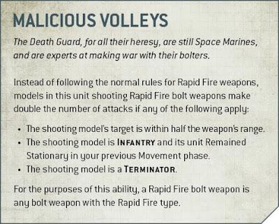 reglas bolter guardia de la muerte