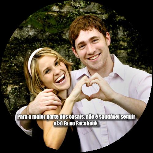 Para a maior parte dos casais, não é saudável seguir o(a) Ex no Facebook.