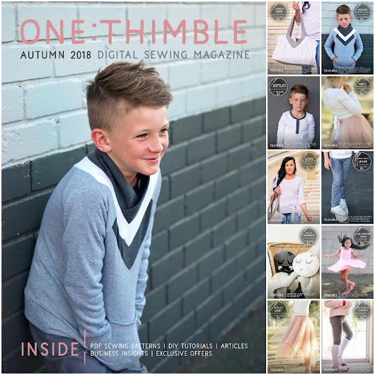 One Thimble: Issue 18 Review