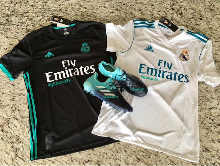 Se filtran las camisetas del Real Madrid 2018