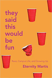 Cover of They Said This Would Be Fun, one of the books on Zazie Todd's summer reading list