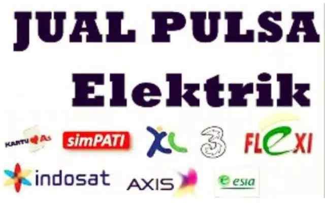 Peluang Jual Pulsa Elektrik Dan Kelebihannya, jual pulsa elektrik paling murah