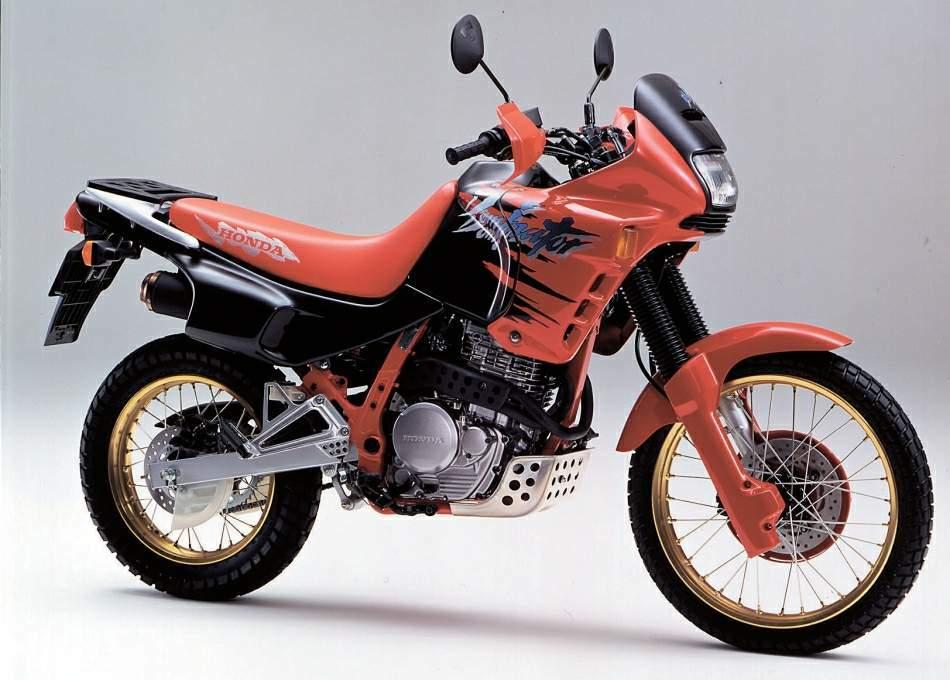 Мотоцикл Honda NX 650 Dominator 1994 Фото, Характеристики