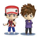Nendoroid Pokémon Red & Green (#612) Figure