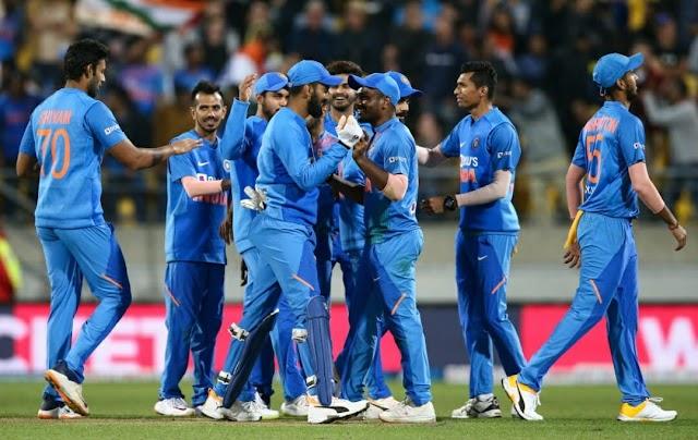 भारत- न्यूजीलैंड के बीच दूसरा वनडे मैच कल....
