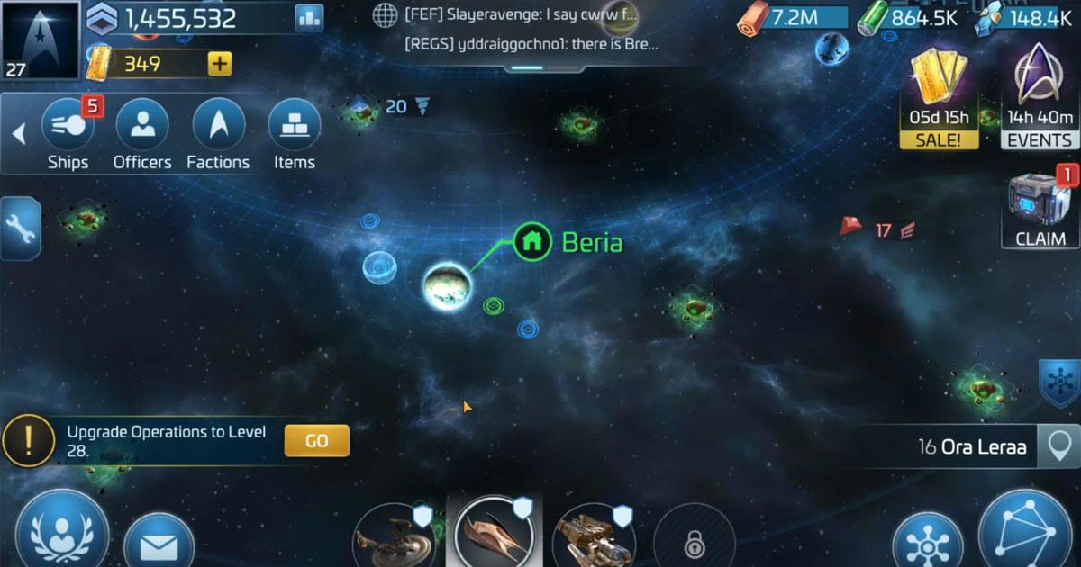 Star Trek™ Fleet Command kostenlos am PC spielen, so geht