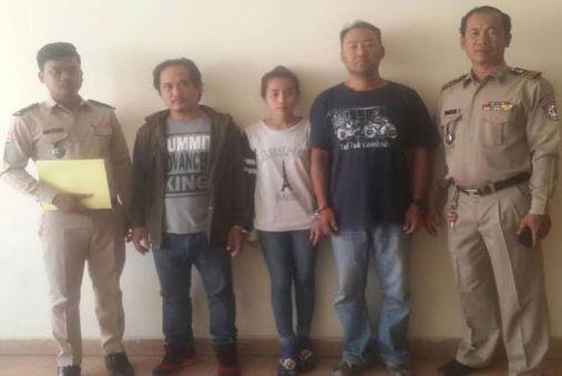 Ki Media - Khmer Intelligence Trio Arrested For -7795