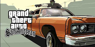Image showing Grand Theft Auto San Andreas and the actors